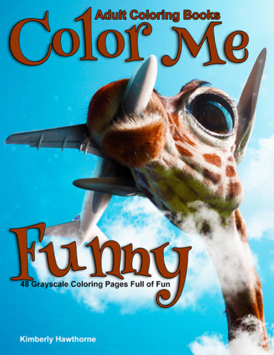 Color Me Funny adult coloring book pdf