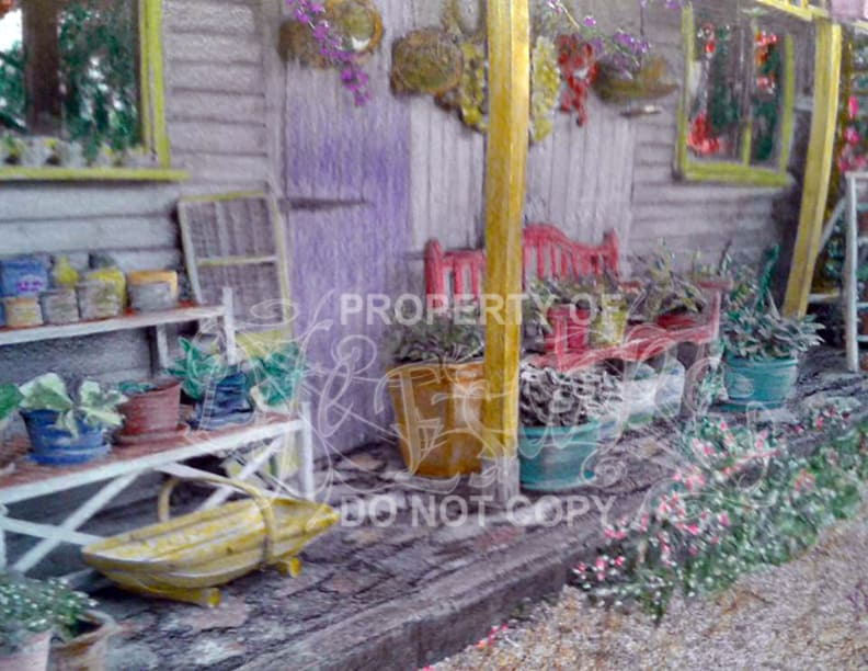 Country Cottage Backyard Gardens - Mary Brigette Poillucci DiPhillipo3