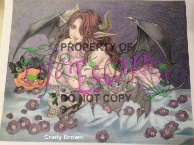 Cristy Brown - Halloween Fun