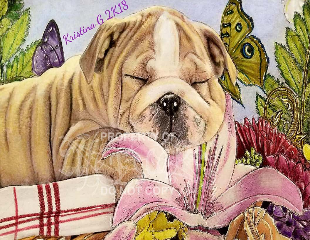 Doggie Fun - Kristine Ferrara Grigoli