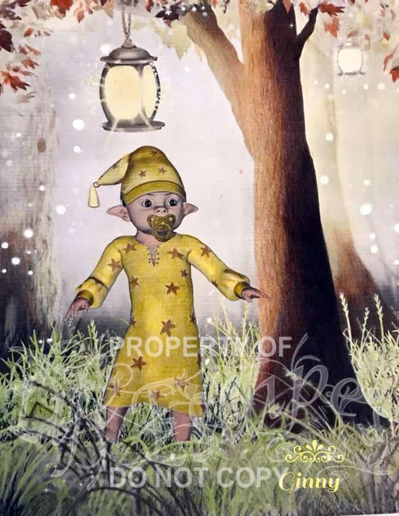 Fantasy Realm 3 - Ginny Bobbitt