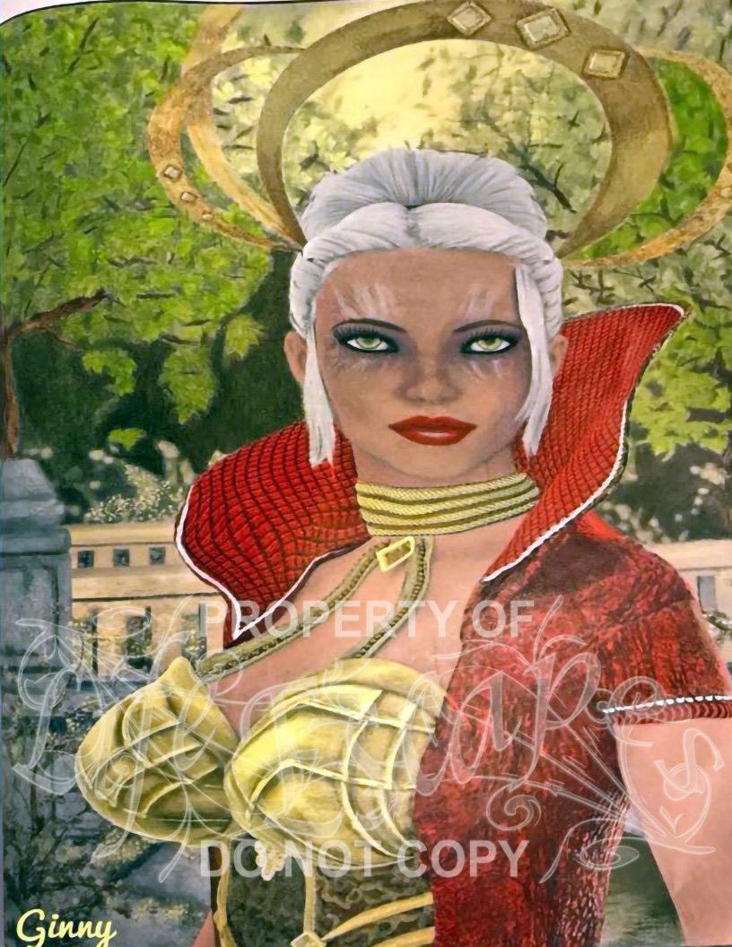 Fantasy Realm 3 - Ginny Bobbitt2