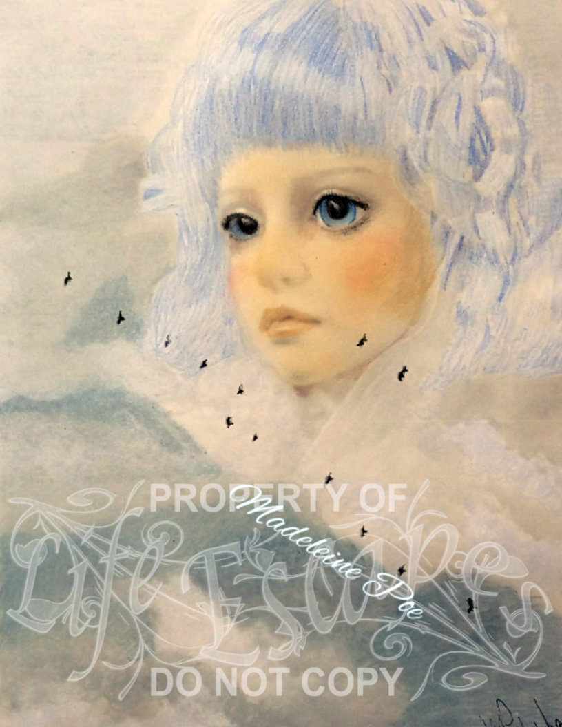Fantasy Realm 3 - Madeleine Poe