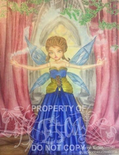 Fantasy Realm 3 - Sabrina Tomaszewski