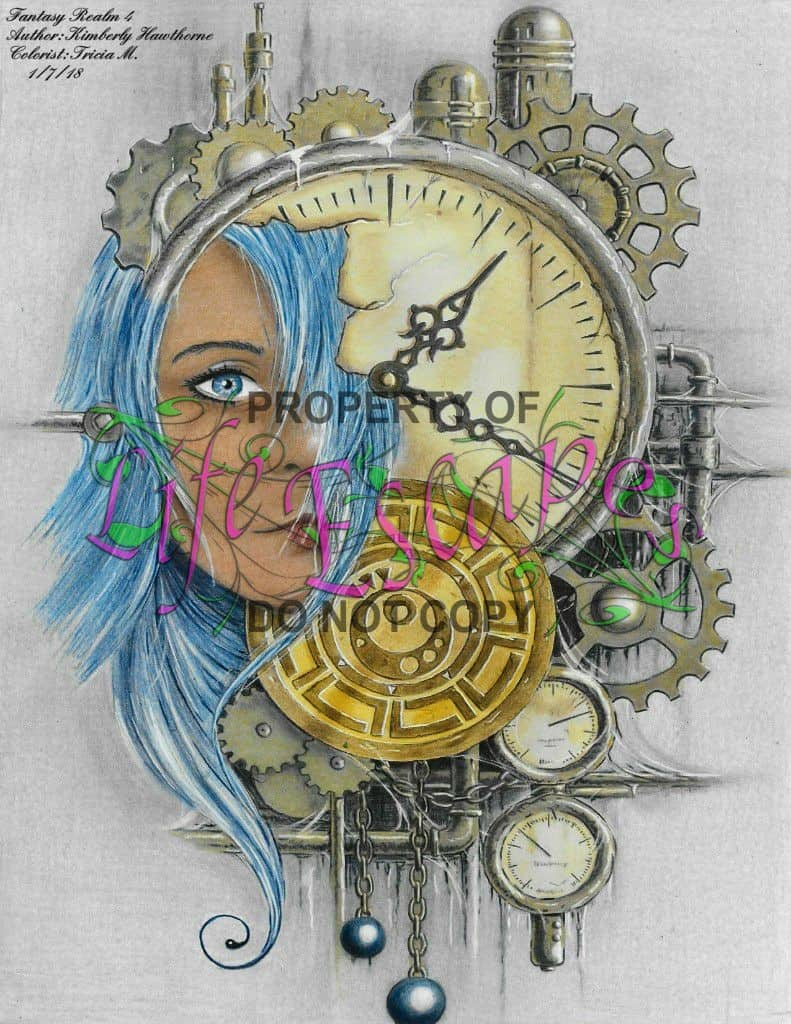 Fantasy Realm 4 - Tricia Mason