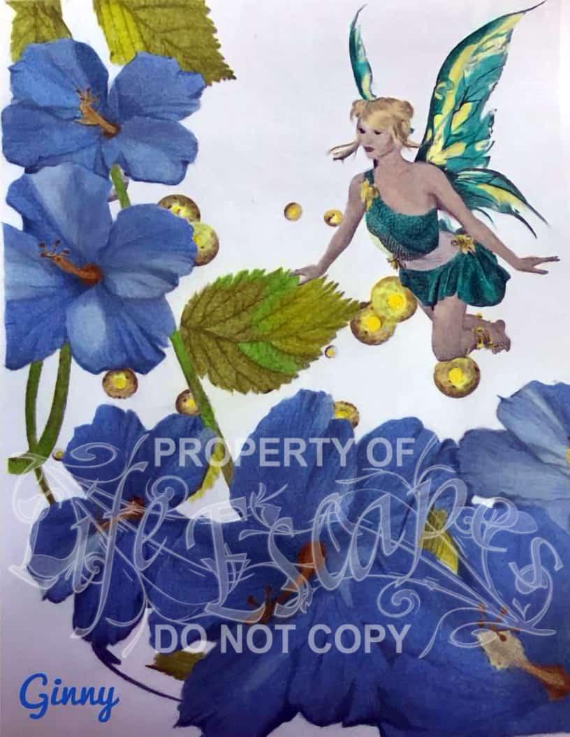 Fantasy realm 1 - Ginny Bobbitt