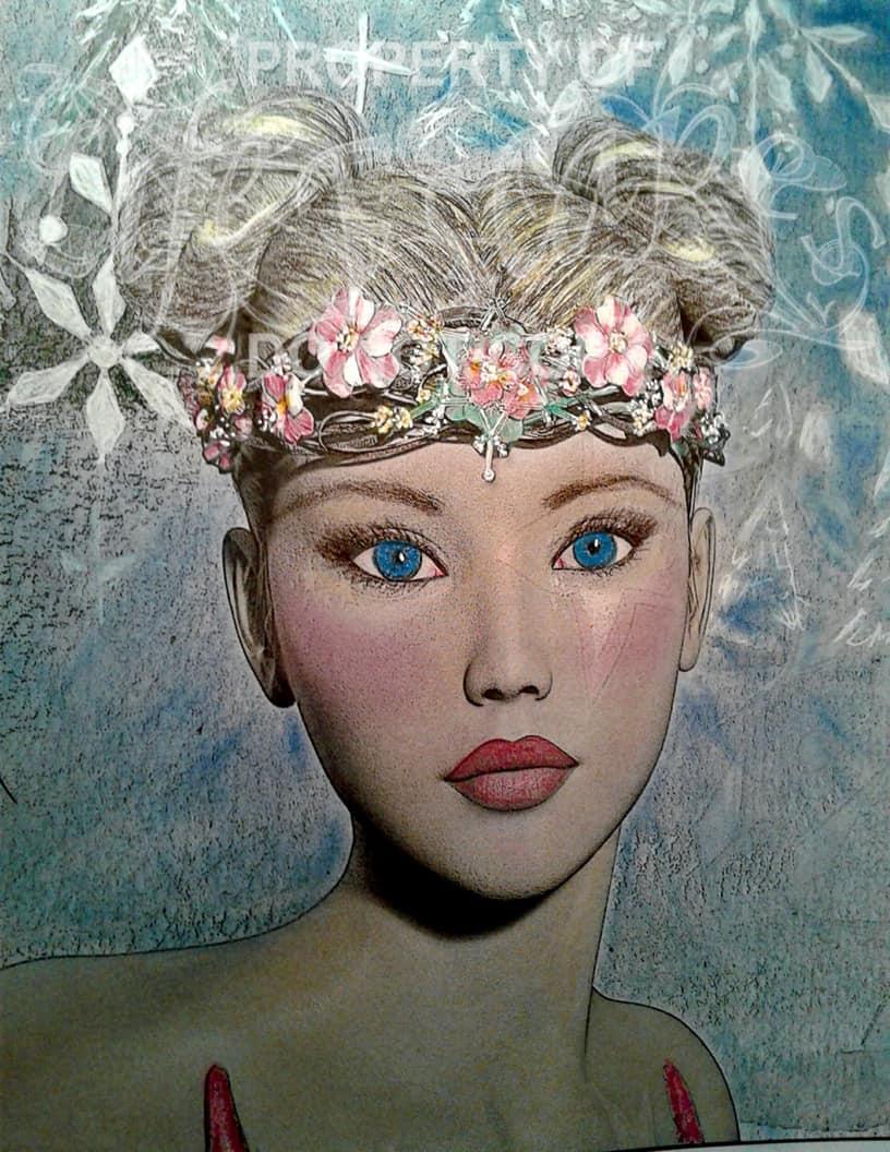 Fantasy realm 2 - Mary Brigette Poillucci DiPhillipo2