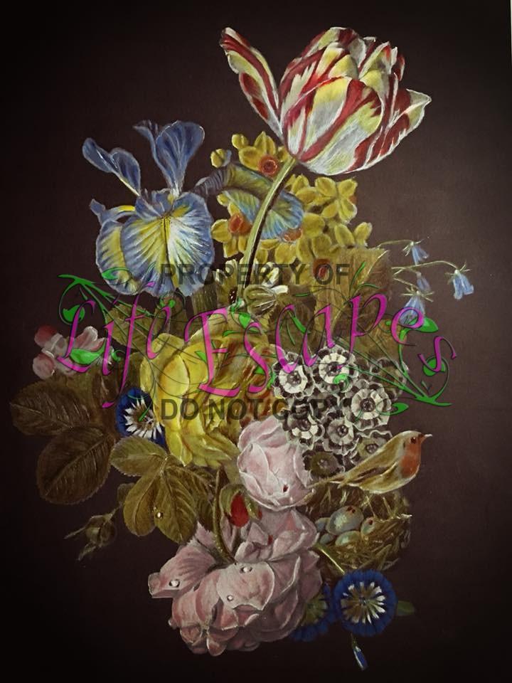 Floral Fun - Faye Shelton