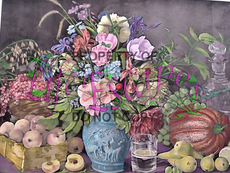 Floral Fun - Magda du Plessis
