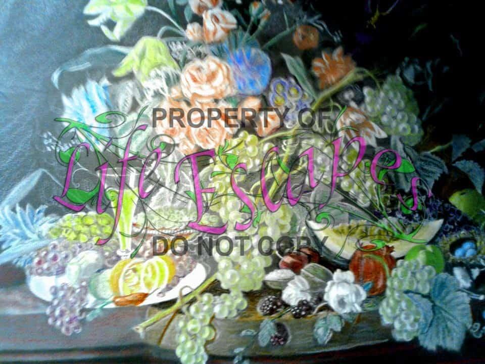 Floral Fun - Mary Brigette Poillucci DiPhillipo