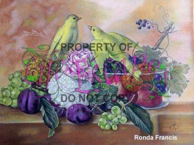 Floral Fun - Ronda Francis