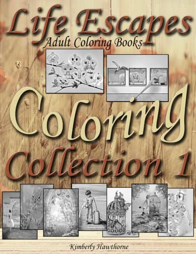 LE Coloring Collection 1
