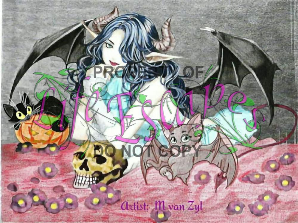 Margolet van Zyl - Halloween Fun