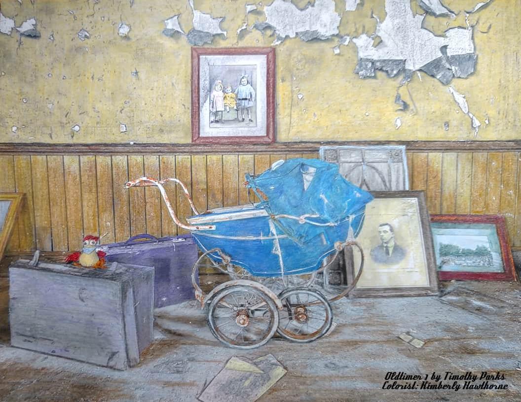 Oldtimer 1 - Kimberly Hawthorne
