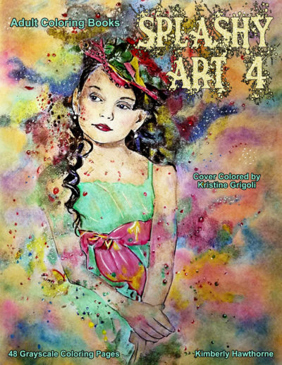 Splashy Art 4 adult coloring book pdf
