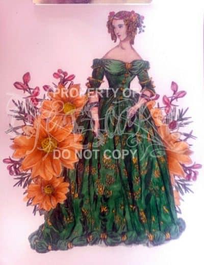 Victorian Ladies - Alet Smit