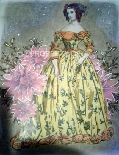 Victorian Ladies - Corneli Van Niekerk
