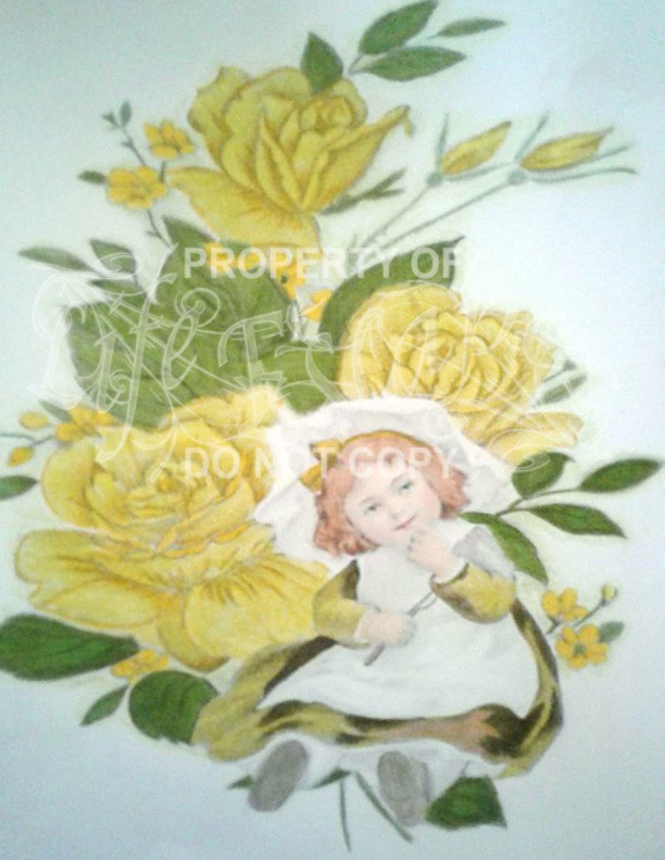 Victorian Ladies - Elaine Oosthuizen