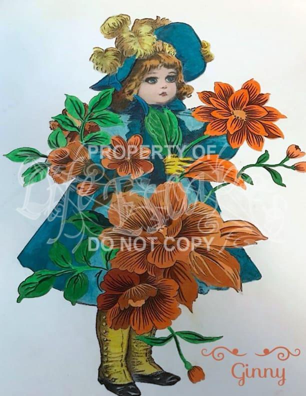 Victorian Ladies - Ginny Bobbitt