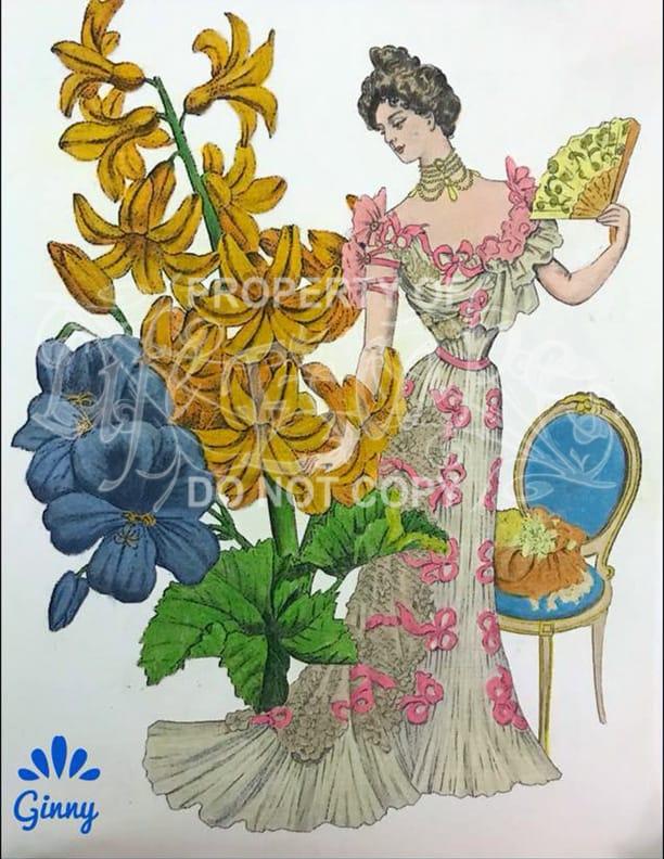 Victorian Ladies - Ginny Bobbitt2