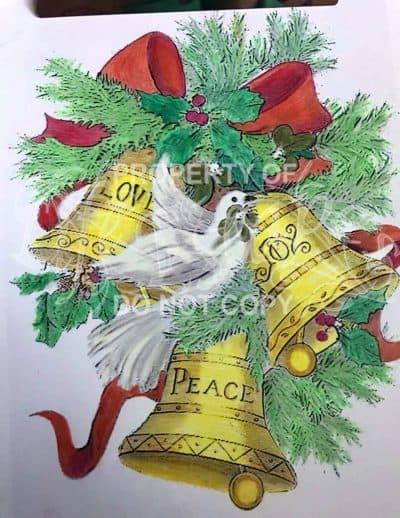 Vintage Christmas - Ginny Bobbitt