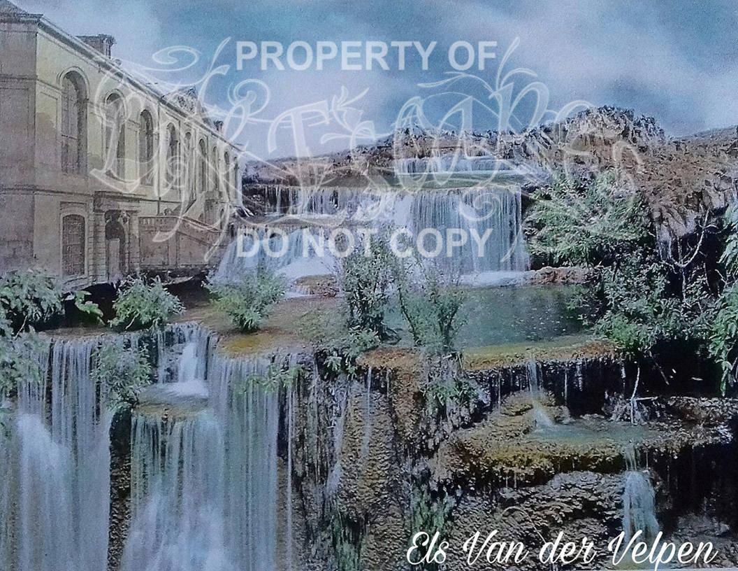 Waterfalls - Els Van der Velpen