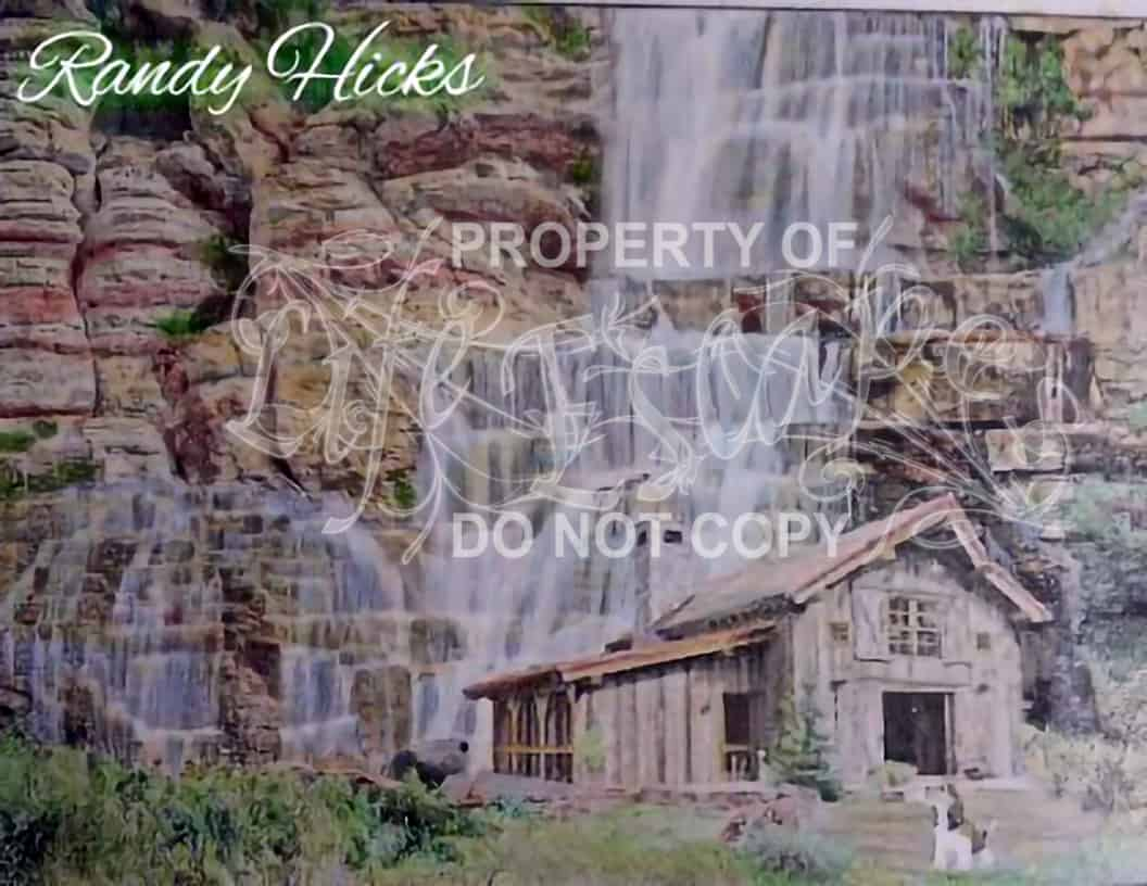 Waterfalls - Randy Hicks