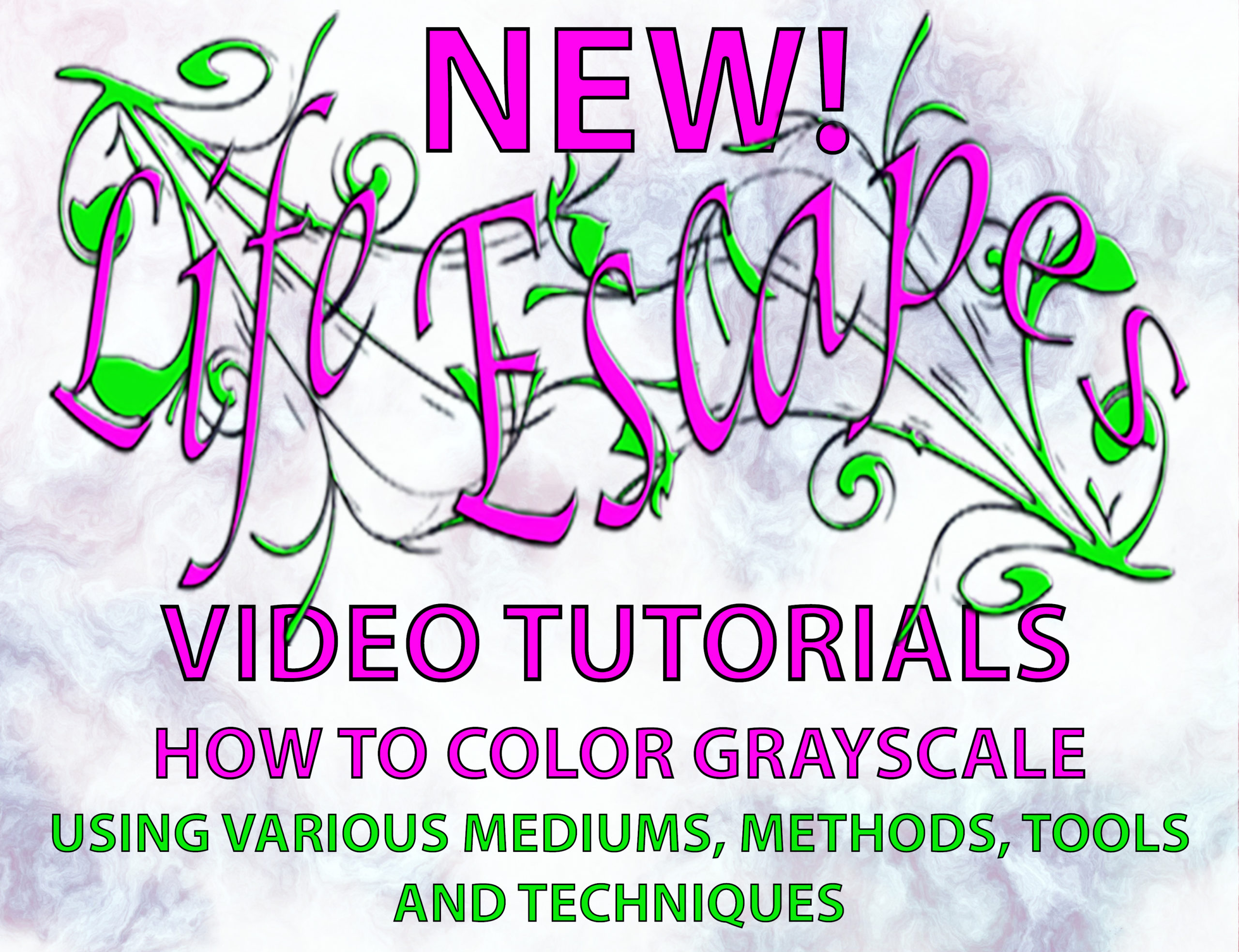 How to color grayscale video tutorials