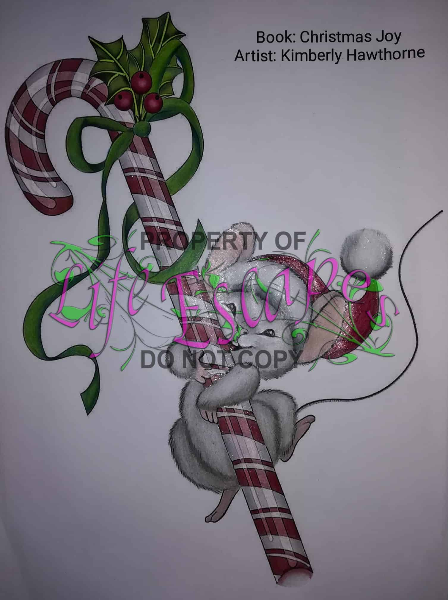 christmas joy - Carol Meikle