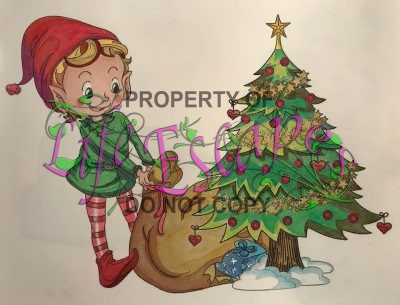 christmas joy - Ginny Bobbitt