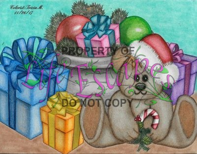 christmas joy - Tricia Mason3