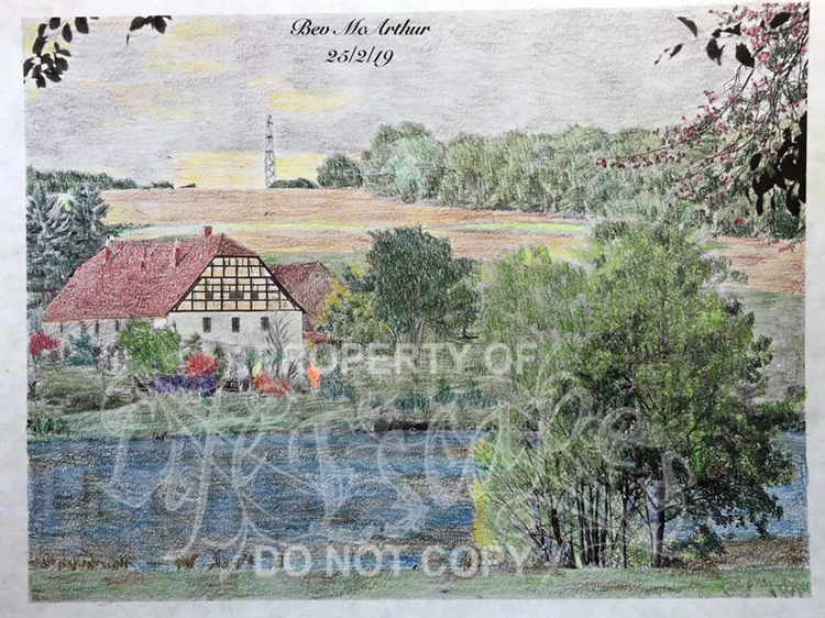 country homes - Bev McArthur
