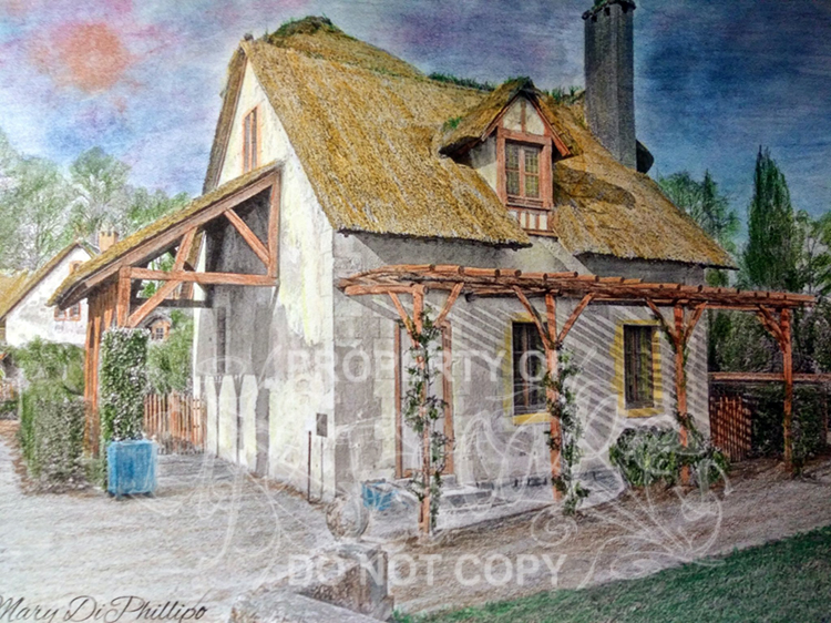 country homes - Mary DiPhillipo
