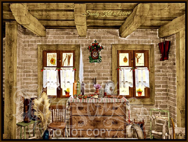 country living - Sandy Kiel