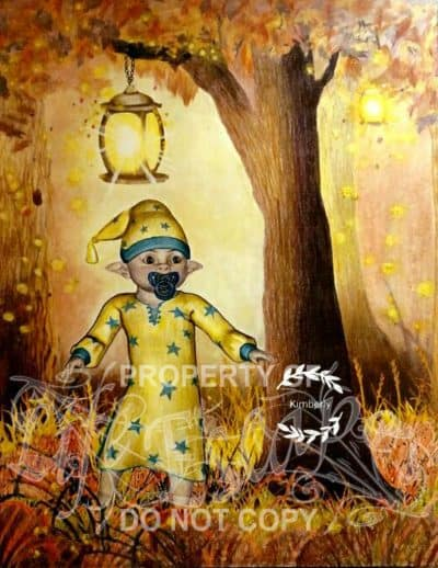 fantasy realm 3 - Kimberly Hawthorne
