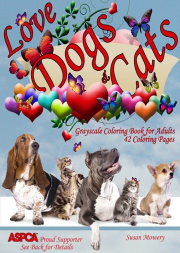 love-dogs-cats-adult-coloring-book