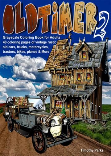 oldtimer2-adult-coloring-book