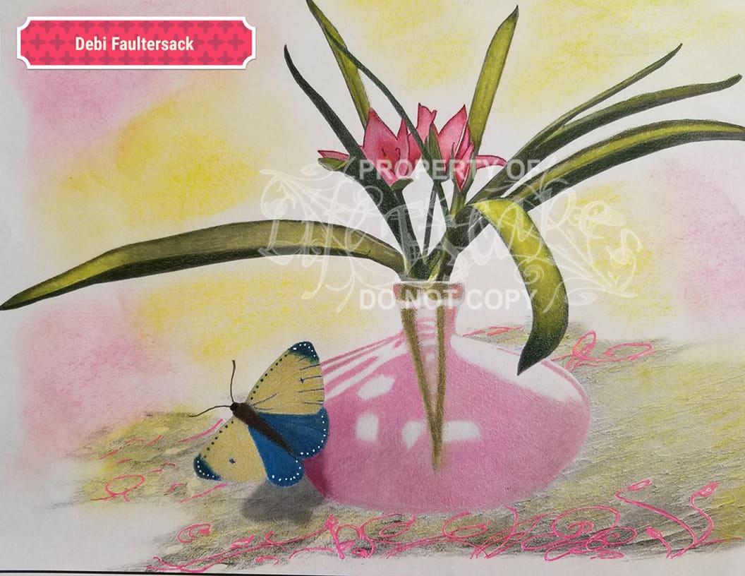 still life 2 - Debi Stockfisch-Faultersack