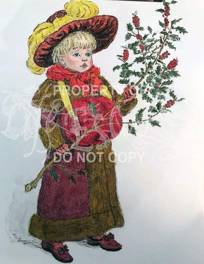 vintage christmas - Ginny Bobbitt2