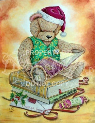 vintage christmas - Ronda Francis