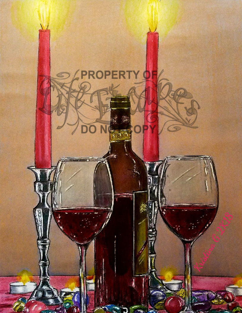 wine lovers - Kristine Ferrara Grigoli